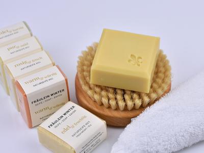 Natur und Seife - handgemachte Seifen