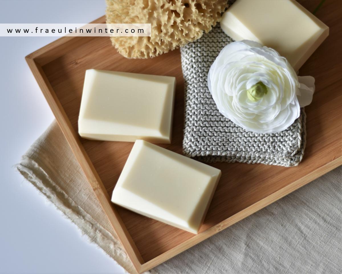 Schlichte Seife – natürlich handgemacht