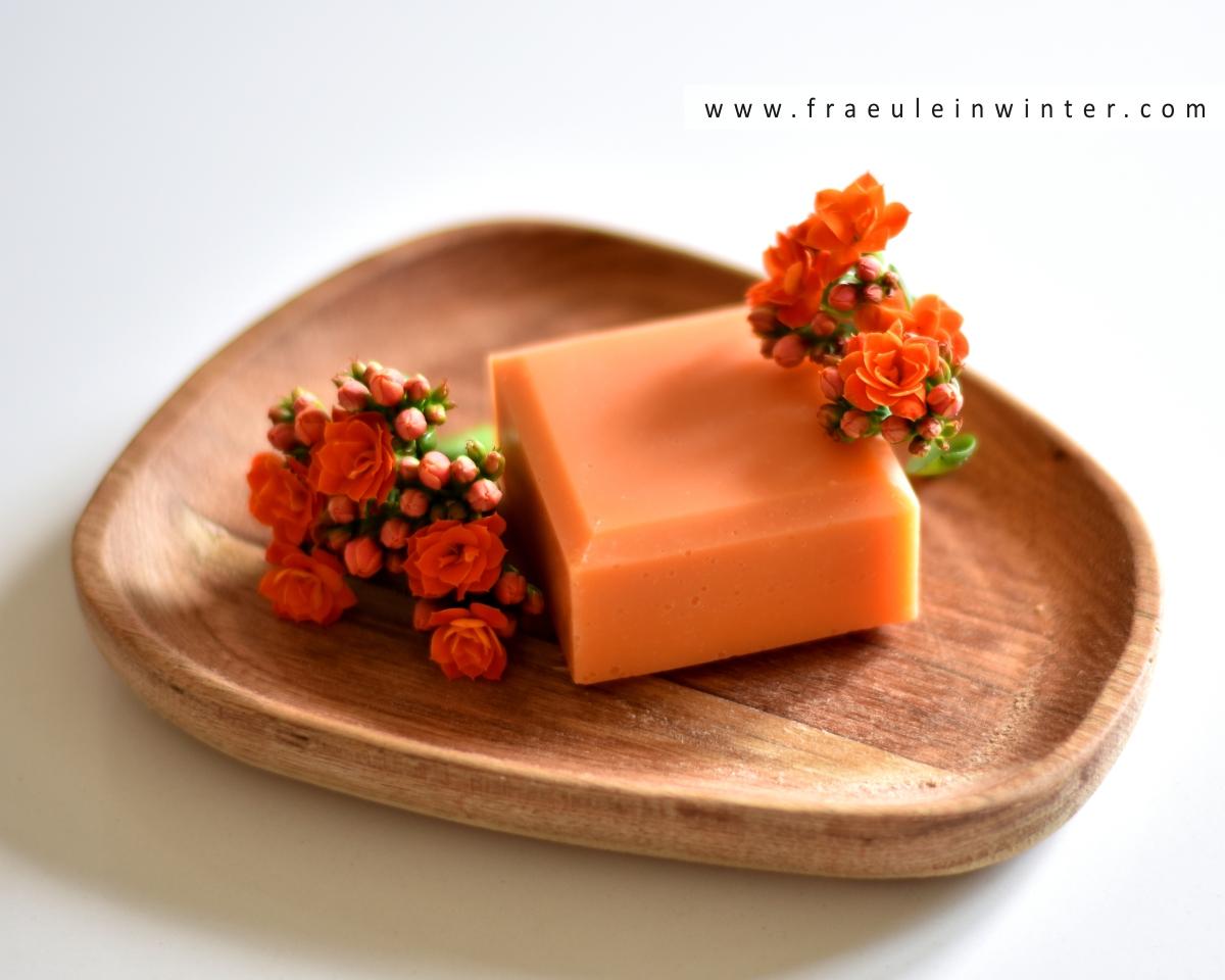 Feine Seife - natürliche Inhaltsstoffe - handgemacht