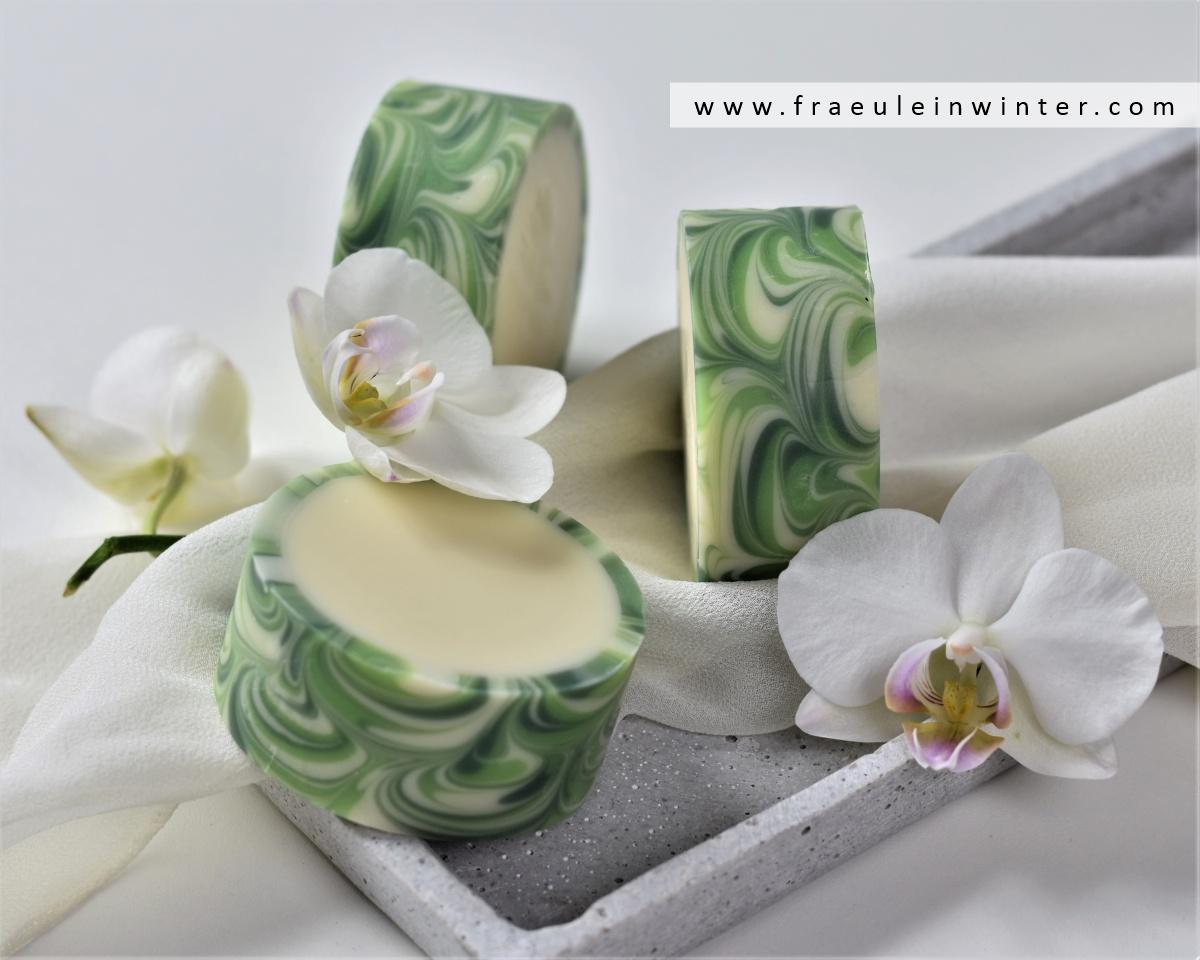 Vegan Rimmed Soap