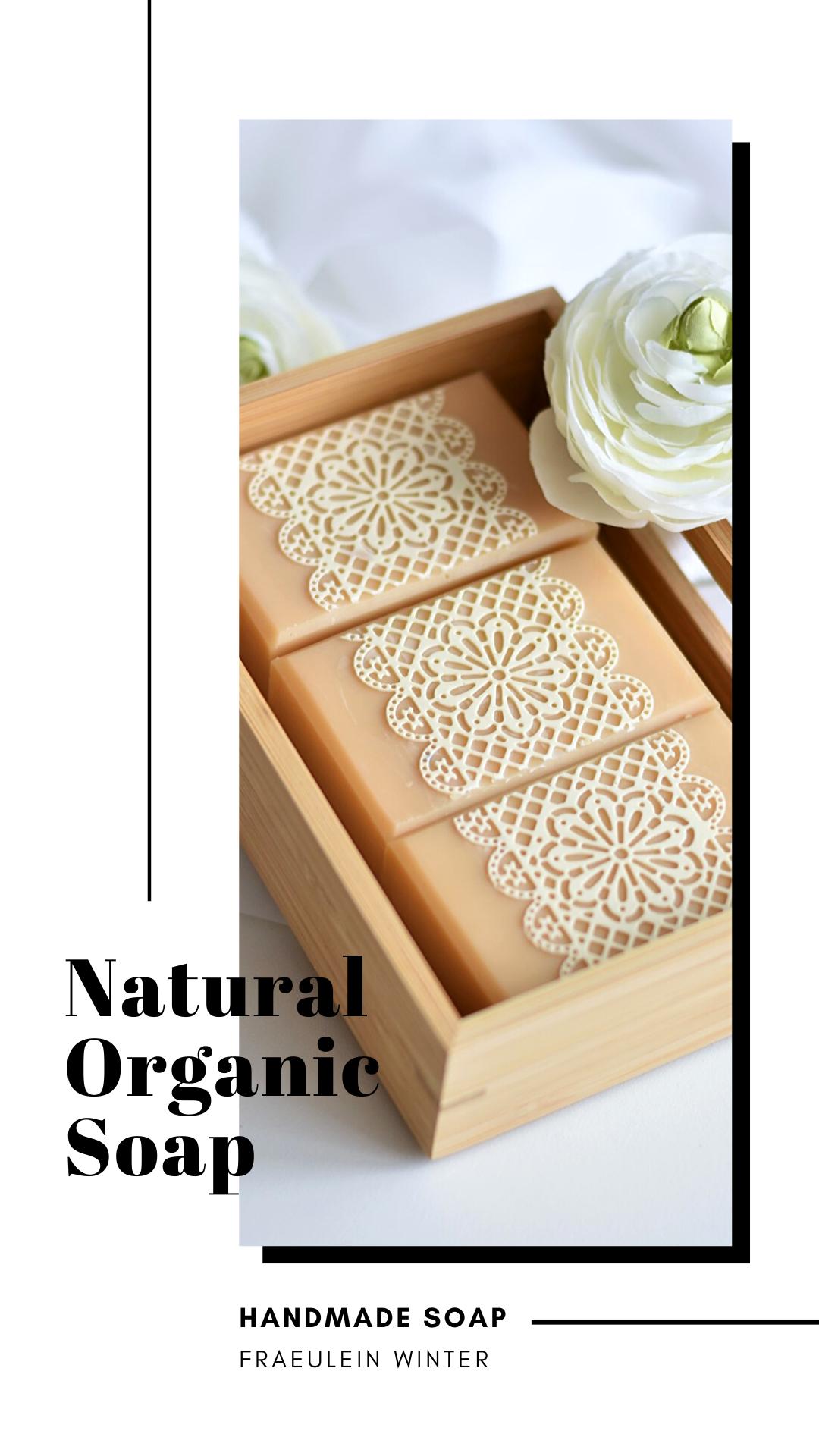 Natural Organic Soap