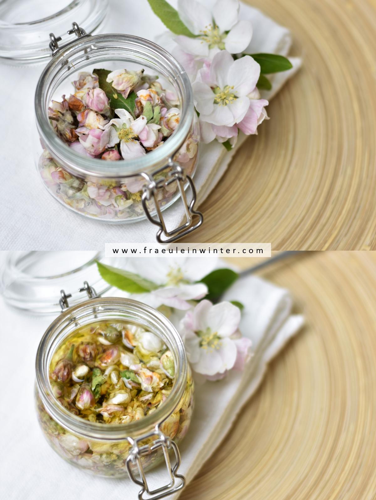 Apfelblütenöl